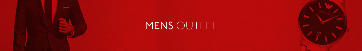 Outlet - Mens