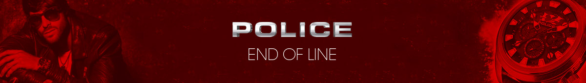 Police End Of Line