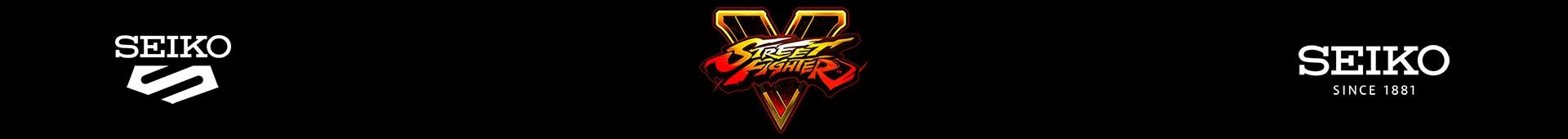 Seiko Street Fighter