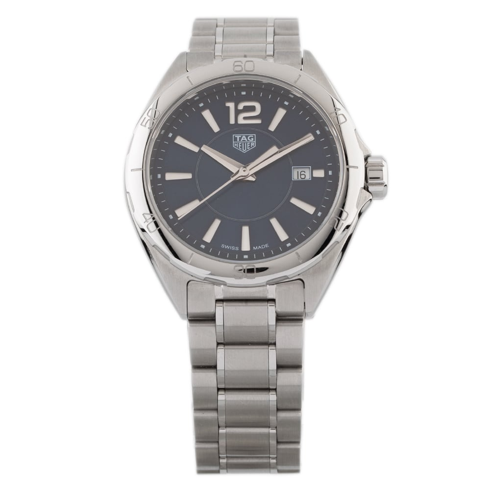 Pre-Owned TAG Heuer Ladies Bracelet Watch EX 24591904409131 Tag Heuer Ladies Blue Dial Bracelet Watch Ex 24-59-190 4409131 Check out the rest of our Pre-owned Watch Collection here Watches
