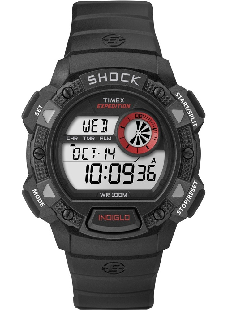 Timex Mens Expedition Base Shock Digital Watch
