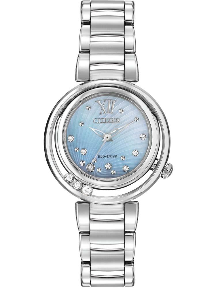 Ladies CITIZEN L Sunrise Diamond Bracelet Watch