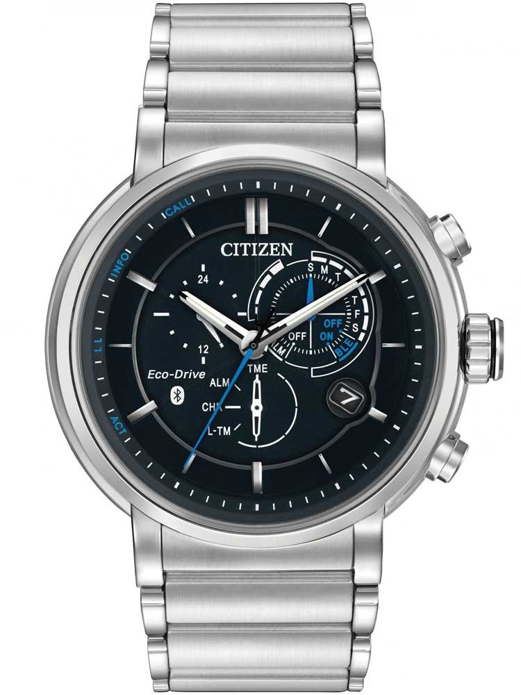 Citizen Mens Proximity Bracelet Smartwatch