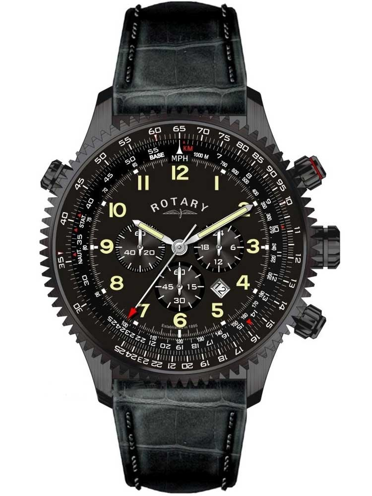 Rotary Mens Chronograph Watch
