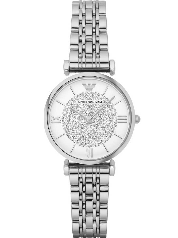 Emporio Armani Ladies Steel Bracelet Watch
