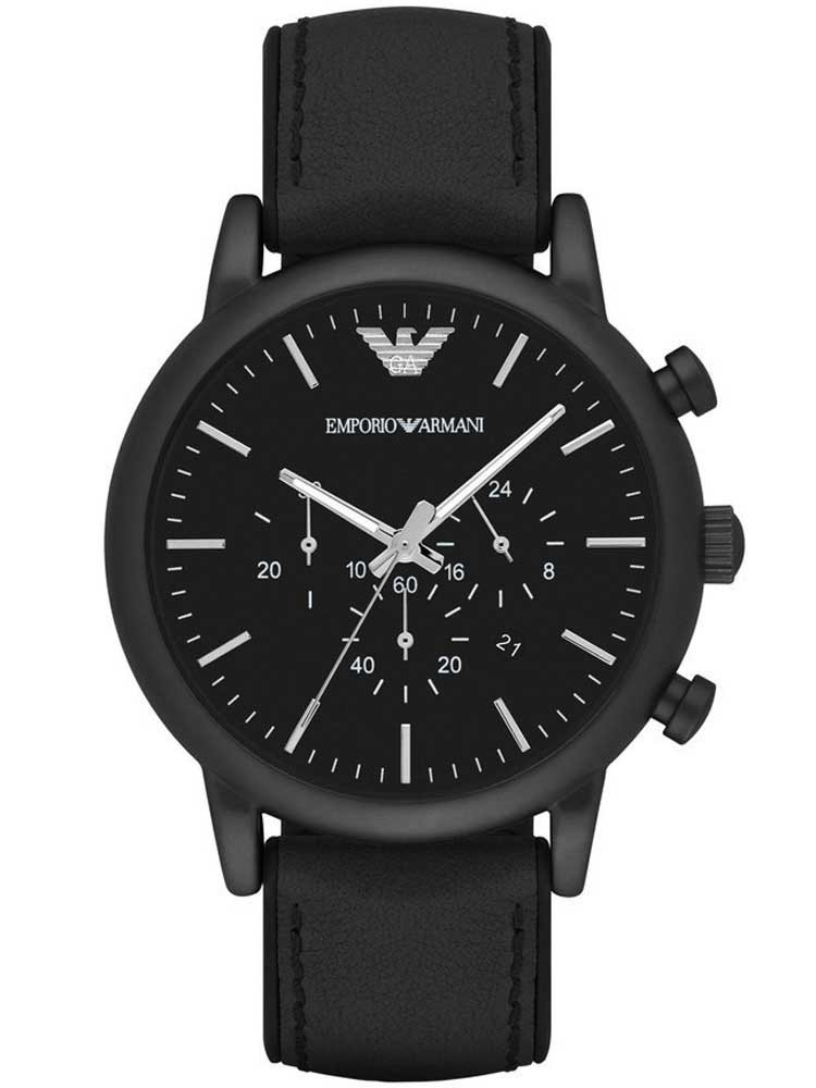 Emporio Armani Mens Strap Watch