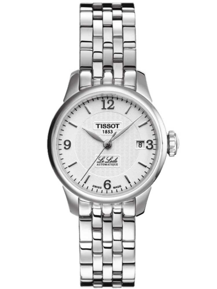 Tissot Ladies T-Classic Le Locle Bracelet Watch