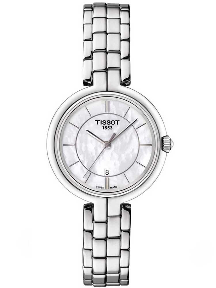 Tissot Ladies T-Lady Flamingo Bracelet Watch