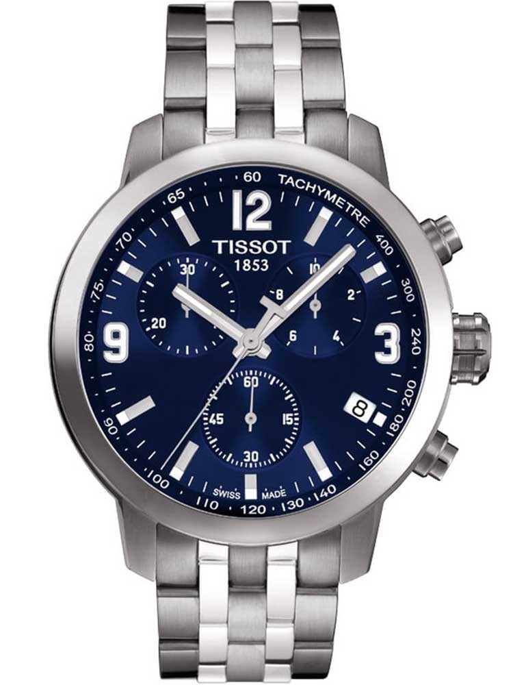 Tissot Mens T-Sport PRC-200 Chronograph Watch