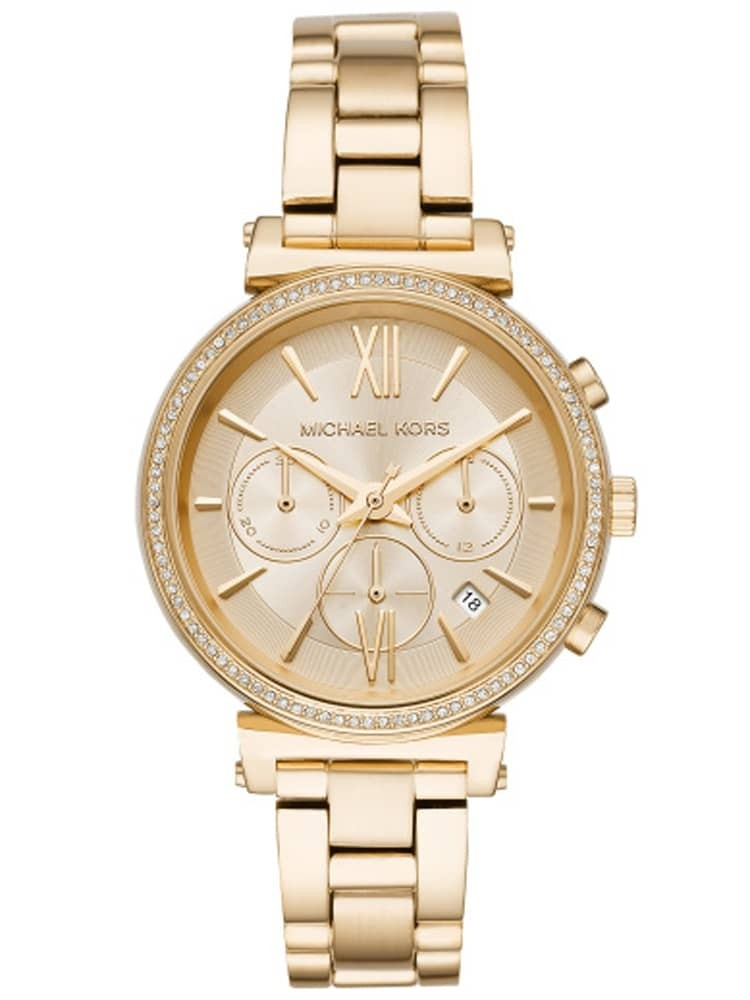 Michael Kors Sofie Chronograph Bracelet Watch