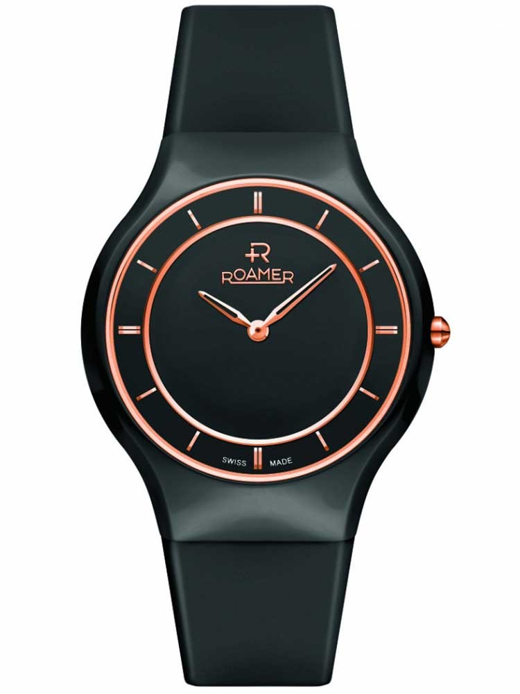 Hampstead Pre Owned >> Roamer Ladies Ceraline Passion Watch 684830 49 55 06