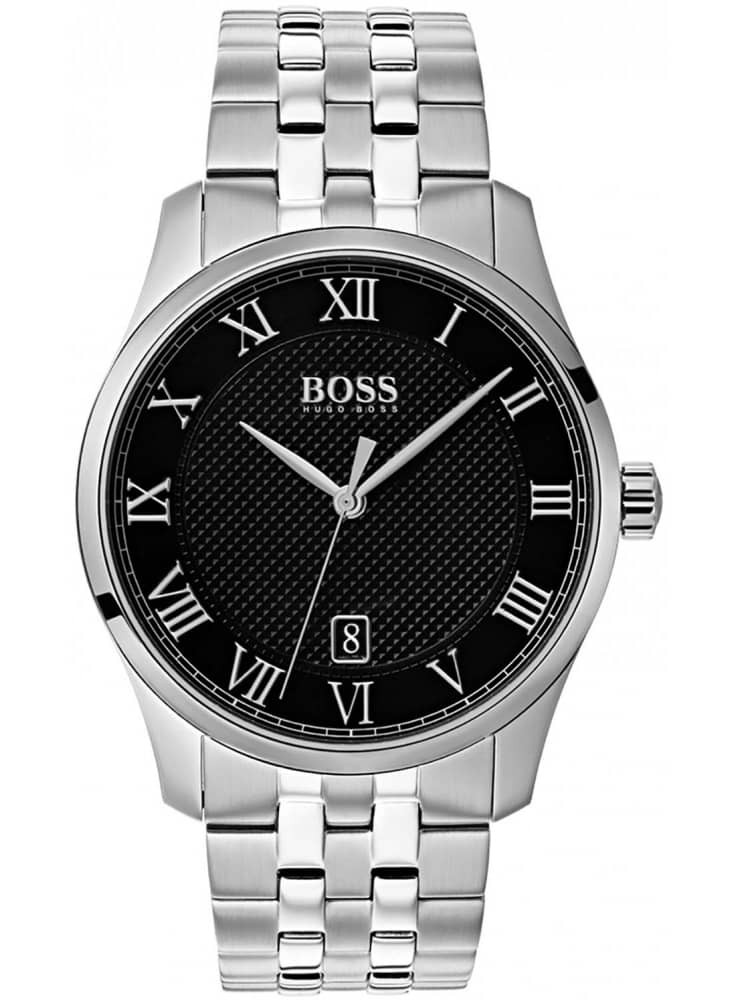 BOSS Mens Master Bracelet Watch
