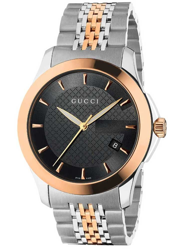 Gucci Mens G-Timeless Watch