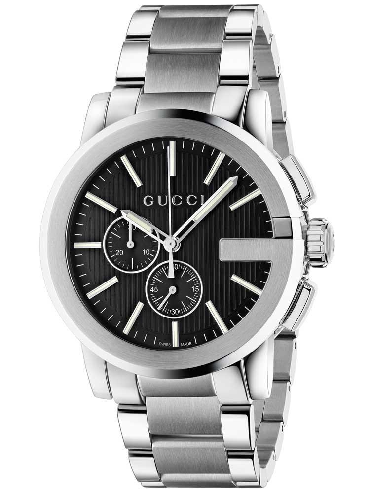 Gucci Mens G-Chrono Bracelet Watch