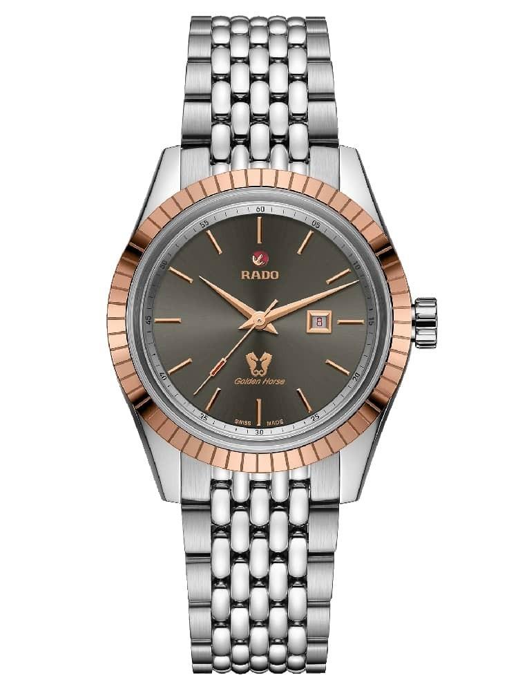 Rado Ladies Golden Horse Automatic Two Colour Bracelet Watch