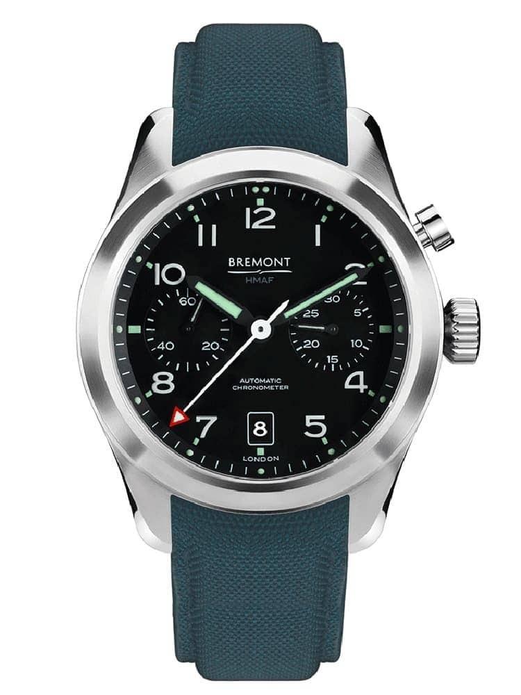 Bremont ARMED FORCES- ARROW Blue Strap Watch