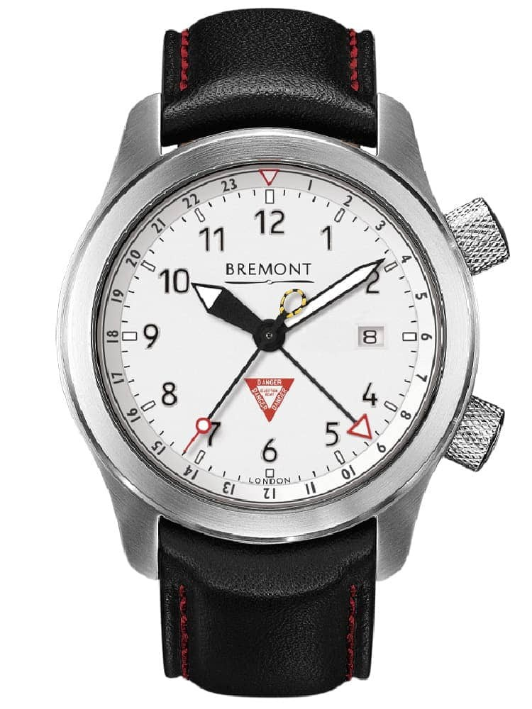 Bremont MARTIN-BAKER III 10th Anniversary Limited Edition Strap Watch