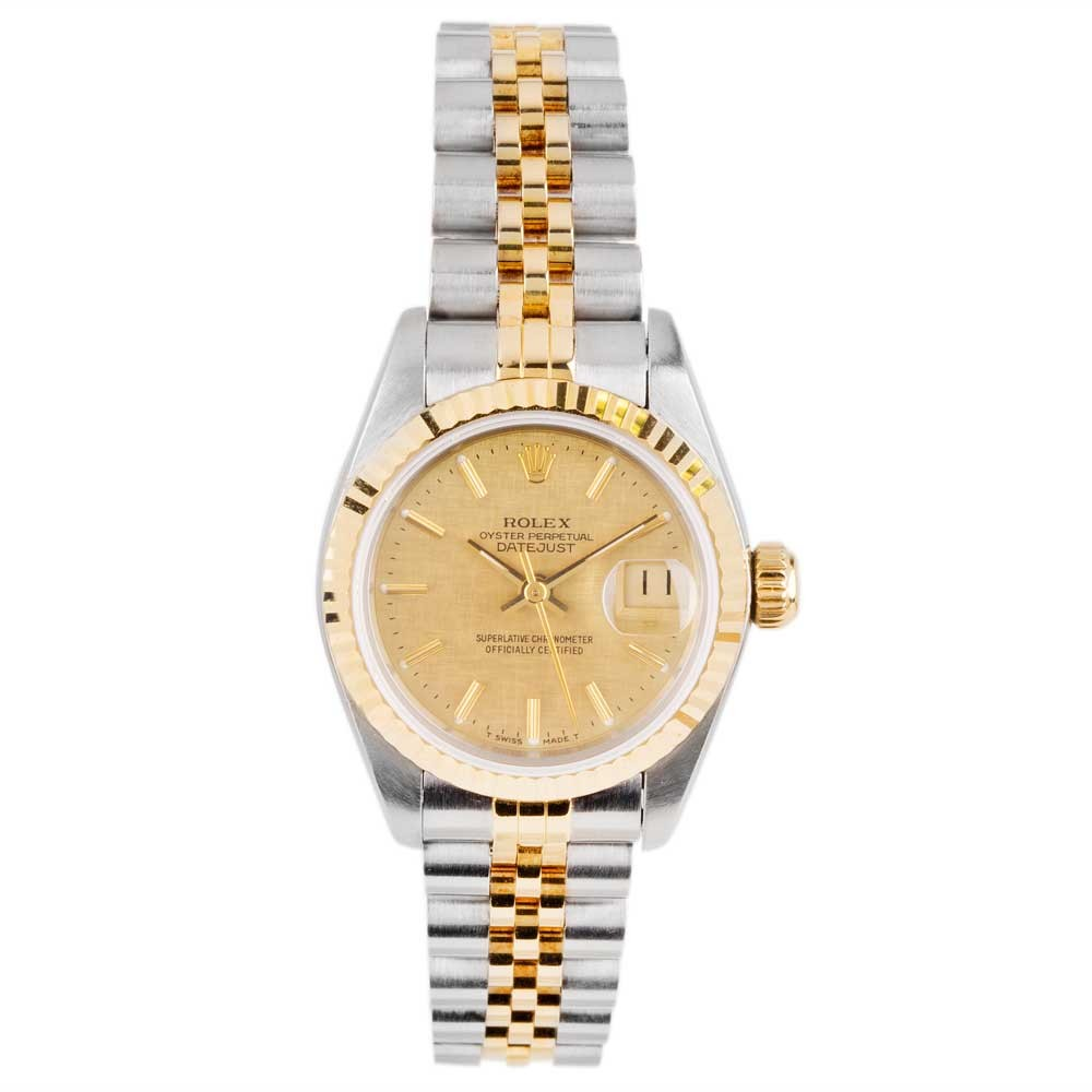 pre owned rolex oyster perpetual datejust