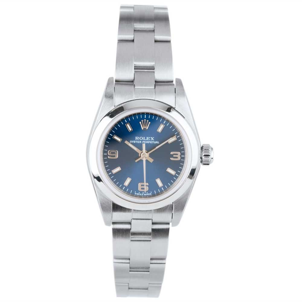 pre owned rolex oyster perpetual 76080 7254
