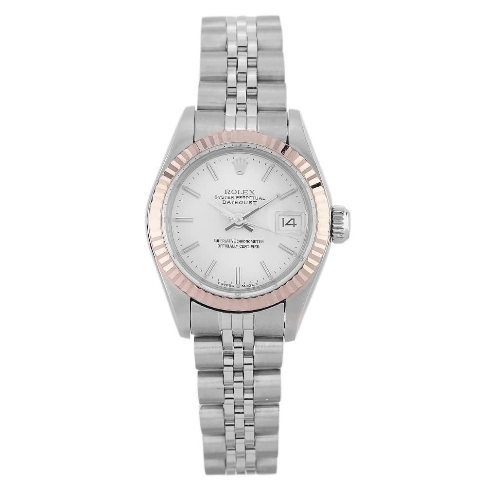 Pre-Owned Rolex Ladies Oyster Perpetual Datejust Watch