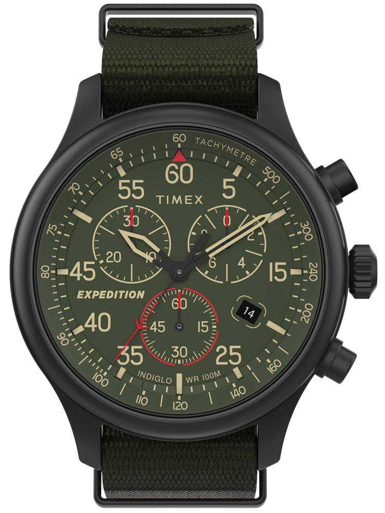 Timex Mens Expedition Watch