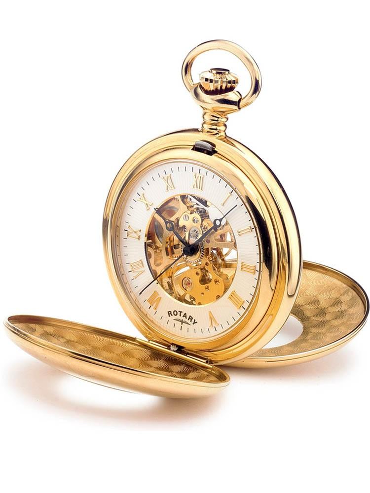 Rotary Mens Pocket Watch