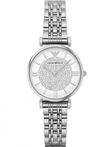 Emporio Armani Ladies Steel Bracelet Watch