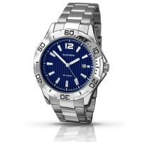 Sekonda Mens Blue Dial Bracelet Watch 1170