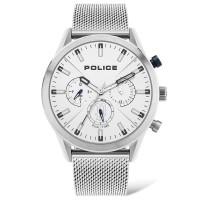 Police Mens Silfra Watch 16021JS/04MM