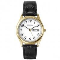 Sekonda Mens Classic Strap Watch 3925