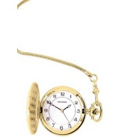 Sekonda Mens Gold Plated Full Hunter Watch 3799