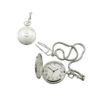 Sekonda Mens Full Hunter Pocket Watch 3798
