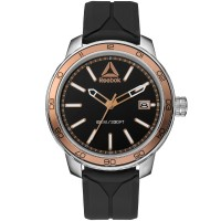 REEBOK Mens Forge 1.0 Watch RD-FOR-G3-S1IB-B3