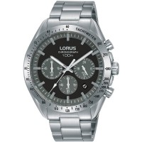 Lorus Sports Silver Bracelet Watch RT335HX9