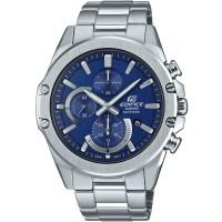 Casio Edifice Classic Chronograph Blue Bracelet Watch EFR-S567D-2AVUEF