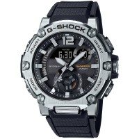Casio G-Shock G-Steel Black Solar Smartwatch GST-B300S-1AER