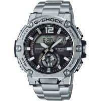 Casio G-Shock G-Steel Black Solar Smartwatch GST-B300SD-1AER