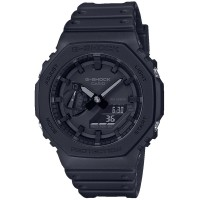 Casio G-Shock Octagon Series Dual Display Watch GA-2100-1A1ER