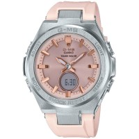 Casio Baby-G G-MS Metal Bezel Watch MSG-S200-4AER