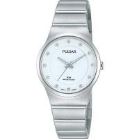 Pulsar Ladies Stone Set Bracelet Watch PH8175X1