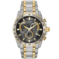 Citizen Mens PCAT Bracelet Watch AT4004-52E