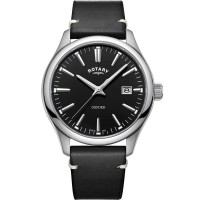 Rotary Mens Black Oxford Watch GS05092/04