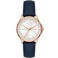 Armani Exchange Lady Hampton Strap Watch AX5260