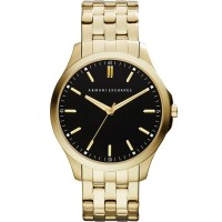 Armani Exchange Mens Gold Tone Watch AX2145