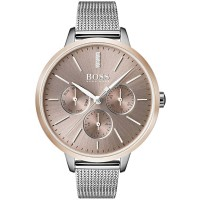 BOSS Ladies Symphony Mesh Bracelet Watch 1502423