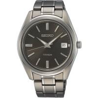 Seiko Mens Titanium Watch SUR375P1