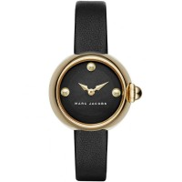 Marc Jacobs Ladies Gold Plated Strap Watch MJ1432