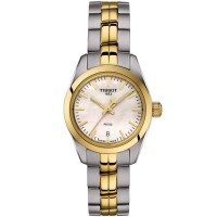 Tissot Ladies T-Classic PR-100 Gold Plated Watch T101.010.22.111.00