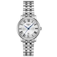 Tissot Ladies T-Classic Carson Premium Bracelet Watch T122.210.11.033.00