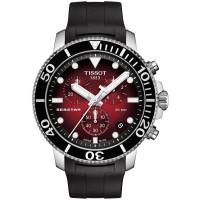 Tissot Mens Seastar 1000 Chronograph Watch T120.417.17.421.00
